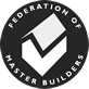 logo federation of master builders