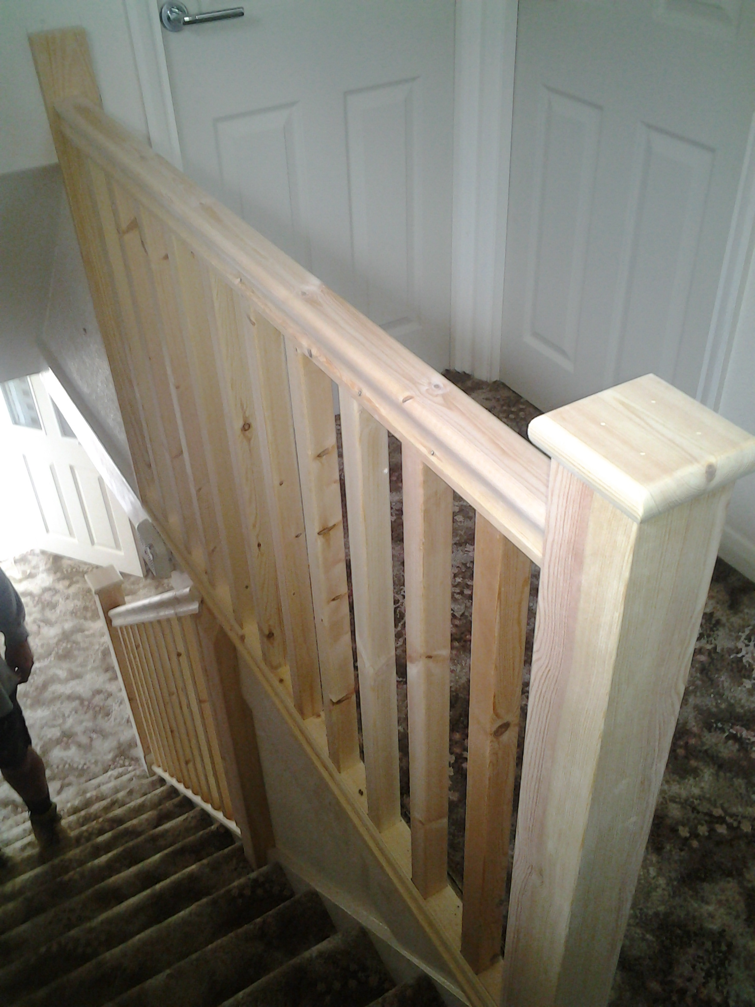 Stockport Construction – Stairs - 06