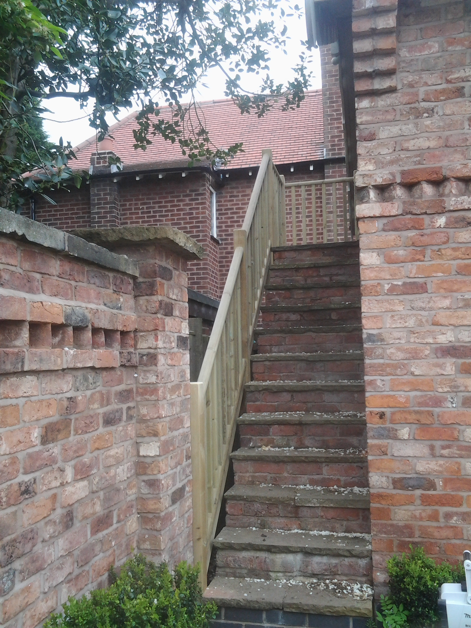 Stockport Construction – Stairs - 05