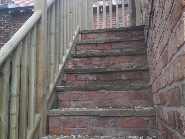 Stockport Construction – Stairs - 04