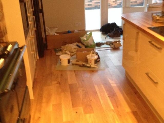 Stockport Construction – Flooring - 09