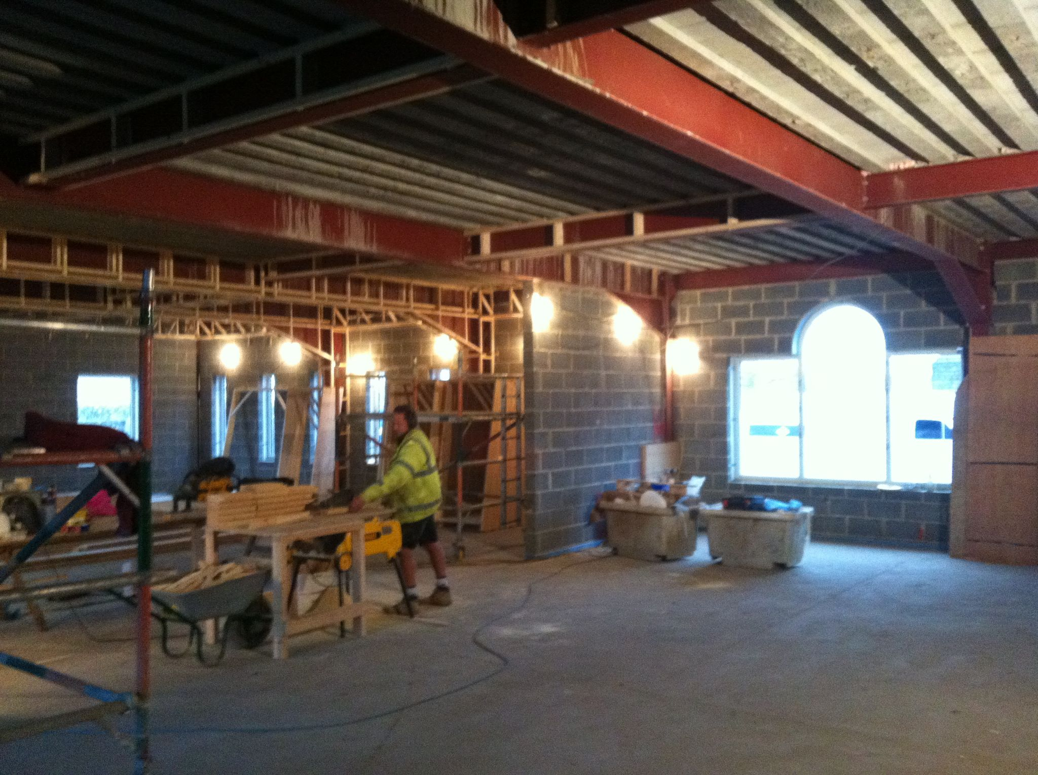 Stockport Construction – Various Commercial Projects - 21