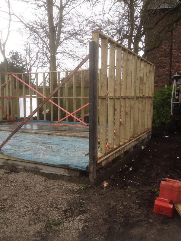 Stockport Construction - Garden Outbuildings - 04