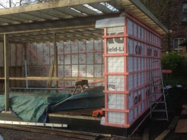 Stockport Construction - Garden Outbuildings - 05