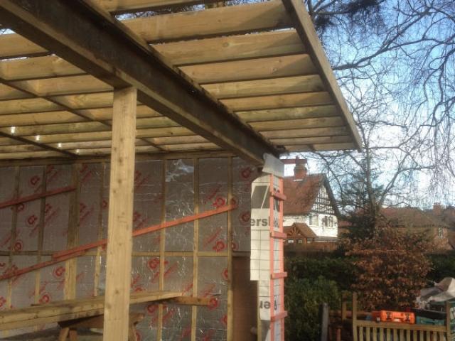 Stockport Construction - Garden Outbuildings - 06