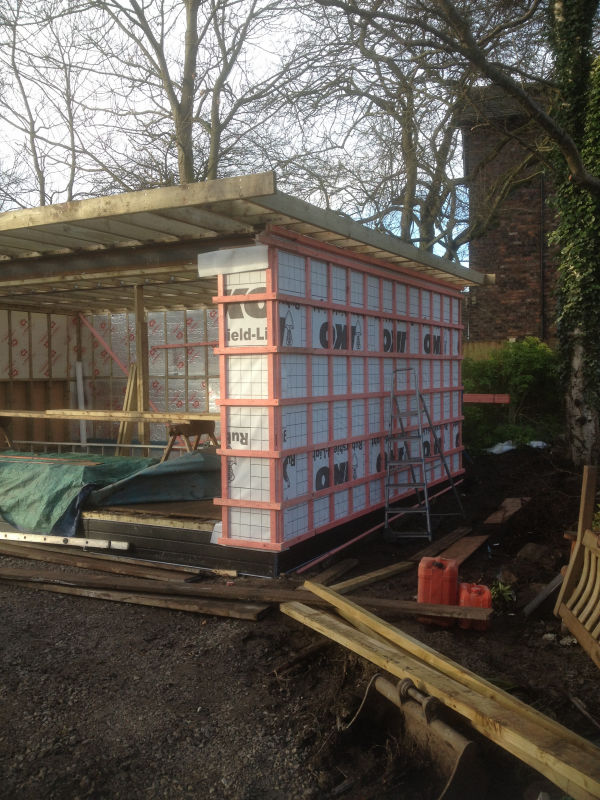 Garden Outbuilding Stockport Builders Extensions