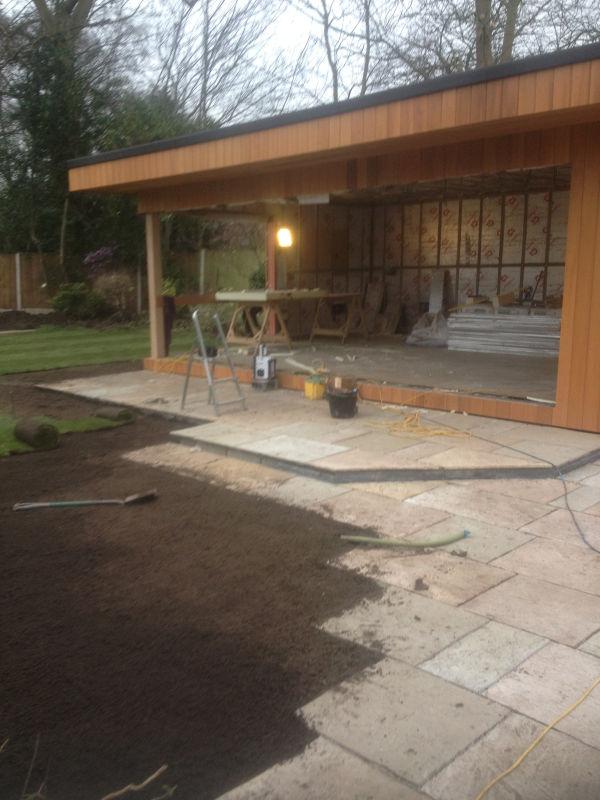 Stockport Construction - Garden Outbuildings - 08