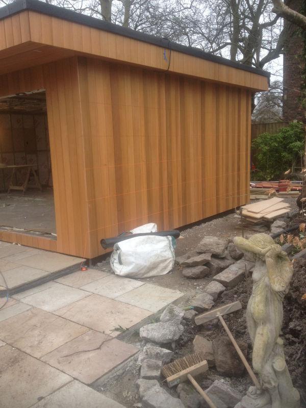 Stockport Construction - Garden Outbuildings - 09