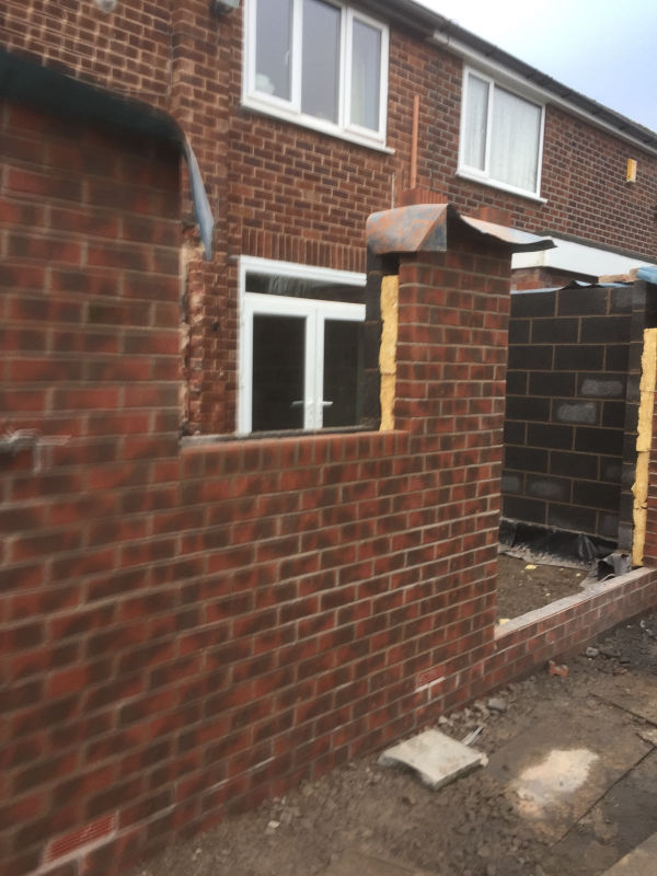 Stockport Construction - Kitchen extension Cheadle Hulme