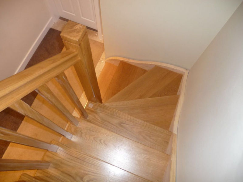 Bespoke Staircases by Stockport Construction Ltd