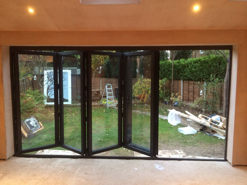 Bi-fold Doors installed by Stockport Construction Ltd & Bi-fold Doors | Stockport Construction