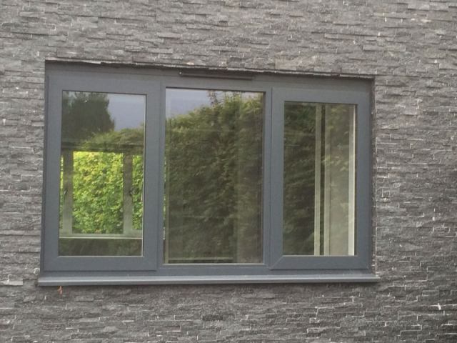 Double Glazed Windows installed by Stockport Construction Ltd