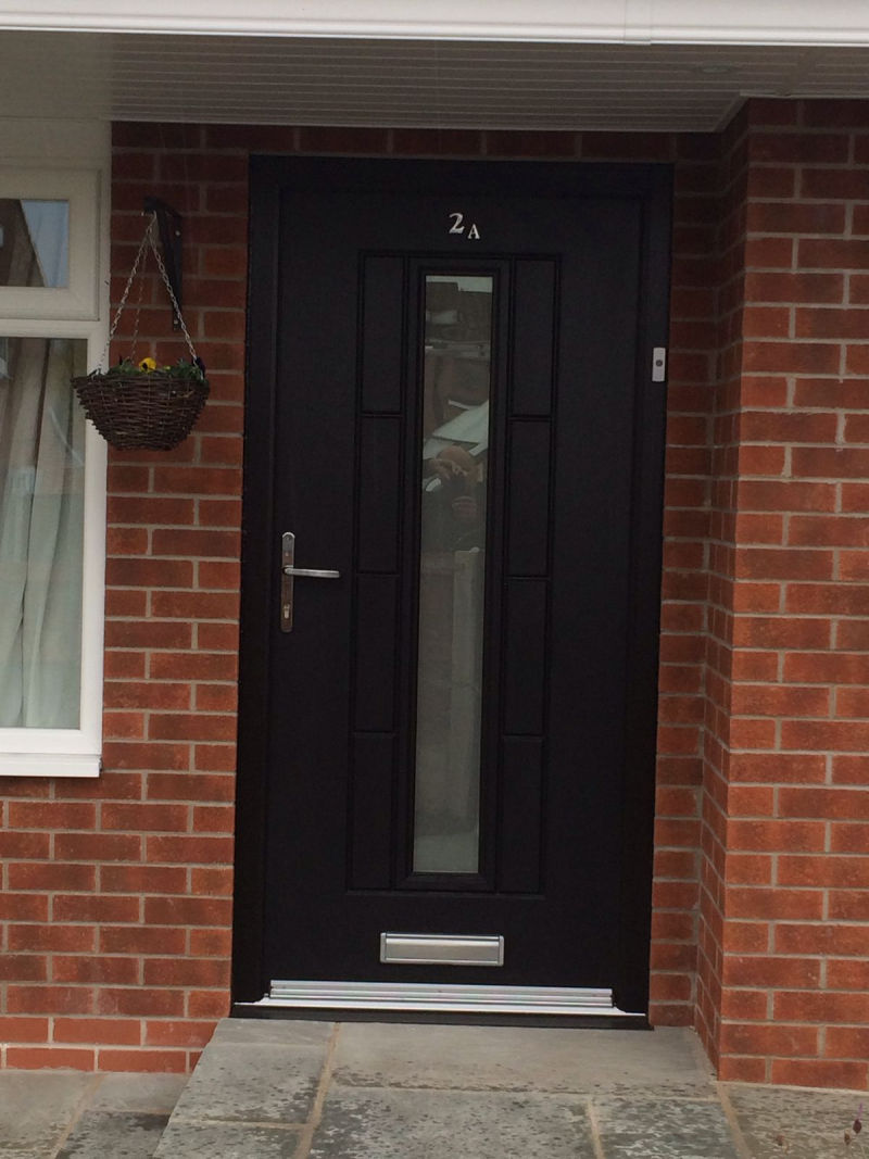 External Doors installed by Stockport Construction Ltd & External Doors | Stockport Construction