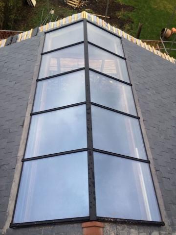 Roof Light (Skylight) installed by Stockport Construction Ltd