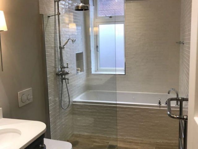 Stockport Construction - New Bathroom