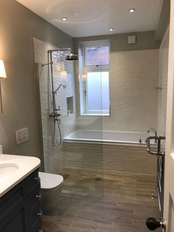 Stockport Construction - New Bathroom